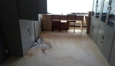 Intoxicație și arsuri cu substanțe chimice la un liceu din Căușeni. Câteva angajate au ajuns la spital