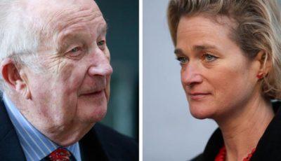 Fostul rege al Belgiei a fost obligat să recunoască un copil după un test ADN