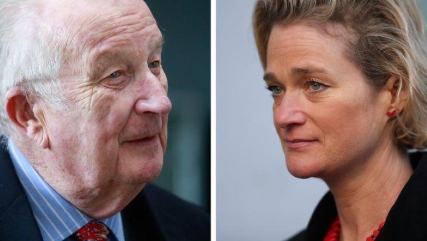 Foto: Fostul rege al Belgiei a fost obligat să recunoască un copil după un test ADN