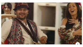 """Video! Valentin Uzun și Irina Kovalsky au lansat videoclipul de promovare a piesei ,,Moldovița"""", pentru Eurovision 2020"""