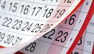 11 ianuarie, zi lucrătoare pentru bugetari