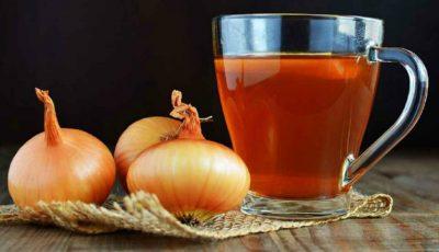 Ceaiul de ceapă tratează tusea, gripa, bronșita, astmul și multe alte boli