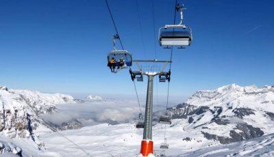 Un telescaun s-a prăbușit de la 10 metri, într-o stațiune din Elveția. Patru persoane se află în stare gravă
