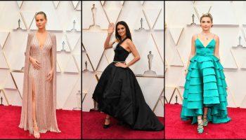 Cele mai frumoase rochii la Premiile Oscar 2020