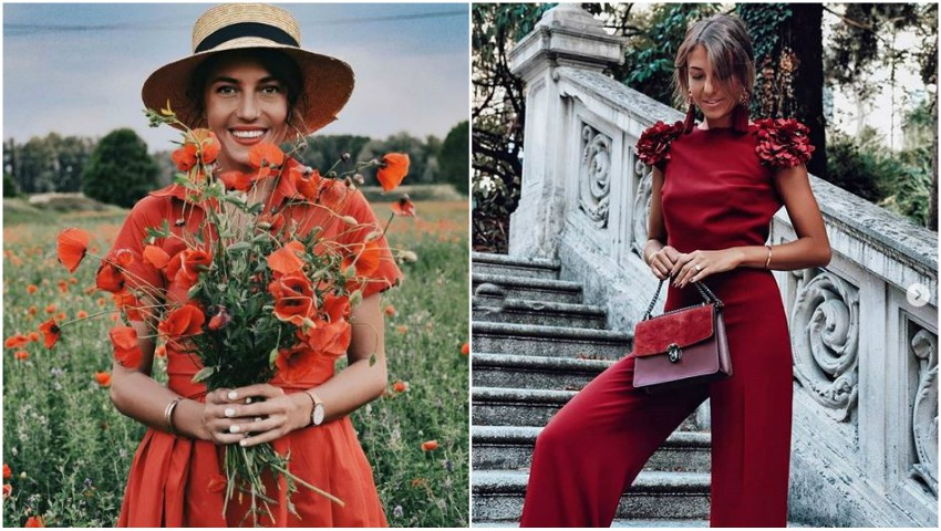 Foto: Roșu – culoarea care descrie dragostea și pasiunea! Vezi 10 ținute de Valentine's Day de la fashion bloggerița Cristina Surdu