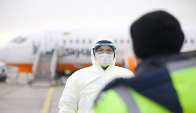 Proteste legate de coronavirus în Ucraina: Ministrul Sănătăţii anunţă că va sta, din solidaritate, în carantină