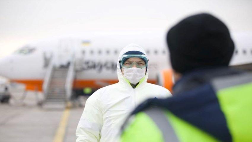 Foto: Proteste legate de coronavirus în Ucraina: Ministrul Sănătăţii anunţă că va sta, din solidaritate, în carantină