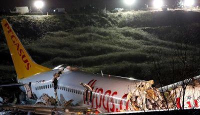 Trei morți și 179 de răniți, în urma avionului rupt în bucăți la Istanbul. Noi imagini video