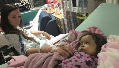 Gest uimitor. Bona i-a donat o parte din ficat fetiței de care avea grijă pentru a-i salva viața