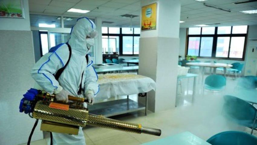 Foto: Măsură disperată. În China, sunt curățați banii puși în circulație