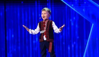 Băiețelul din Chișinău care a cucerit România Mare. Cine e Vlăduț?