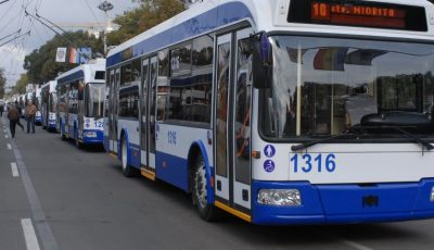 Primăria municipiului Chișinău vine cu un apel către cetățenii care utilizează transportul public de tip microbuze
