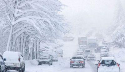 Avertizarea INP, în contextul ninsorilor care se apropie
