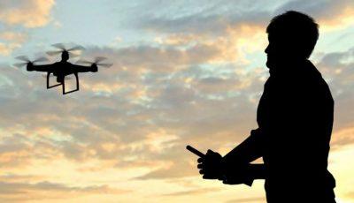 Un bărbat aducea ţigări din Ucraina cu drona, deja de câteva luni