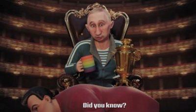 Doi moldoveni au lansat o animație amuzantă despre Vladimir Putin. Filmulețul face senzație peste Prut