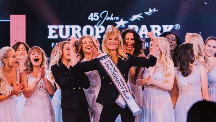 Miss Germania 2020 este mamă, antreprenoare şi are 35 de ani
