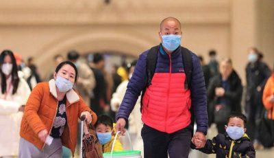 China: incidența cazurilor noi de Covid-19 scade semnificativ. 25.757 de bolnavi s-au vindecat
