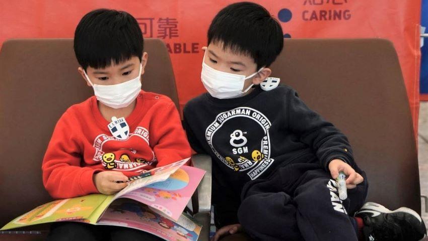 Foto: Copiii cu vârsta sub 9 ani se îmbolnăvesc mai rar de coronavirus. Care este explicația?