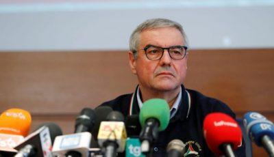 Declarație oficială: 821 de persoane, infectate cu coronavirus în Italia. Jumătate dintre cei depistați pozitiv nu au simptome