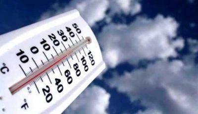 Anul 2019 a fost cel mai cald, din ultimii 125 de ani monitorizați de serviciul meteorologic din Chișinău