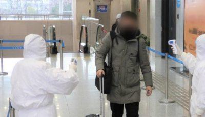 Românii care se întorc în țară din zonele italiene cu coronavirus sunt plasați în carantină 14 zile