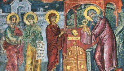Creştinii ortodocşi de rit vechi sărbătoresc astăzi Întâmpinarea Domnului