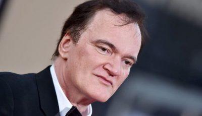 Regizorul Quentin Tarantino a devenit tată pentru prima oară, la 56 de ani