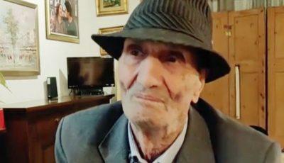 Un italian de 101 ani a solicitat rezidenţă în Marea Britanie, dar i s-a cerut să vină cu părinţii