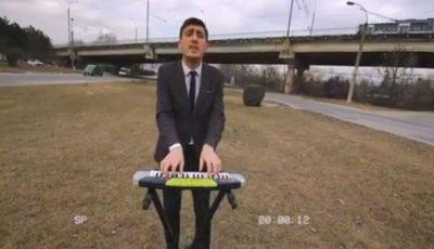 Comedy Zebra Show atrage atenția asupra problemei râului Bîc