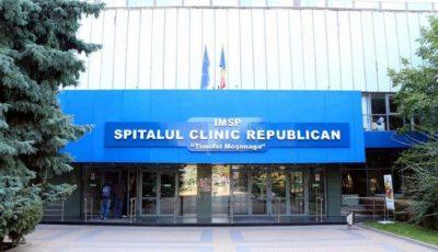 Policlinica Spitalului Republican îşi va schimba locaţia