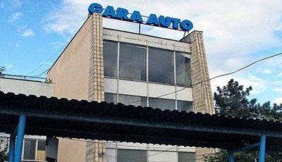 Gara Auto, din centrul municipiului Chișinău, va fi dărâmată