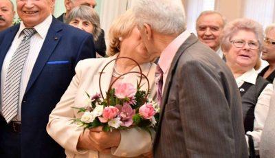 Mai multe cupluri din Chișinău și-au sărbătorit nunta de aur sau de diamant