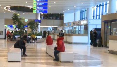 Moldovenii care vin din Italia nu trec niciun control la aeroportul Chișinău