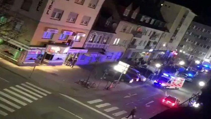Foto: Individul care a împușcat 11 oameni în Germania, a lăsat o scrisoare-confesiune