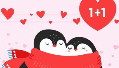 Doar în luna dragostei procură 2 produse Top Shop și achită doar pentru 1!