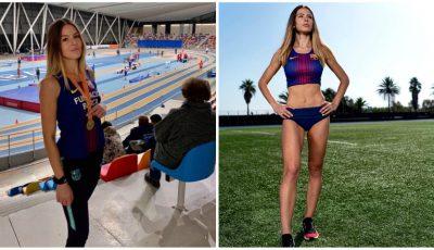 O moldoveancă, stabilită în Spania, a câștigat peste 60 de medalii