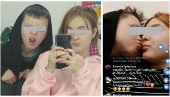 Copila de 13 ani care a rămas însărcinată și iubitul ei, de 10 ani, înfurie internauții cu poze scandaloase