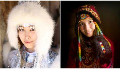 Foto! Frumusețea femeilor siberiene, în 20 de poze uimitoare