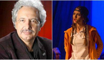 Fiica lui Sandu Grecu este de o frumusețe răpitoare! Vezi cum și-a felicitat tatăl