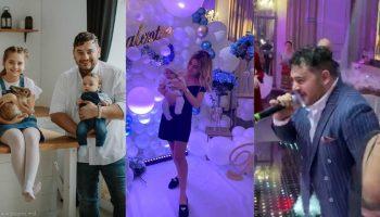 Petrecere pe cinste într-un local select din Capitală, la cumetria fiului lui Valentin Uzun!