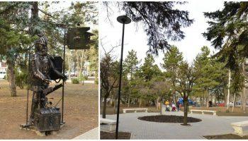 Foto! Scuarul Mezon din sectorul Râșcani a fost renovat. Cum arată acum!