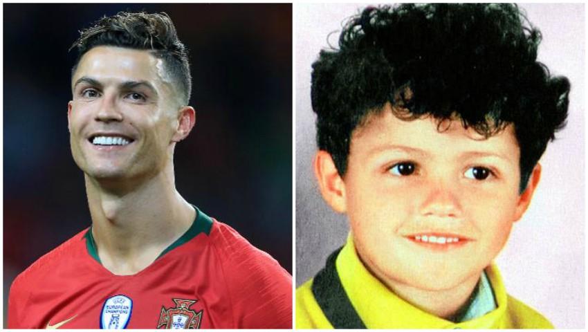 Foto: Câteva curiozități despre viața lui Cristiano Ronaldo, pe care, cu siguranță, nu le știai