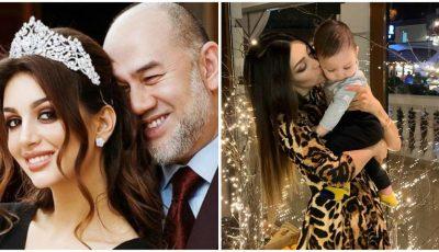 Miss Moscova 2015, Oksana Voevodina, a vorbit despre căsnicia grea cu Sultanul Malaeziei