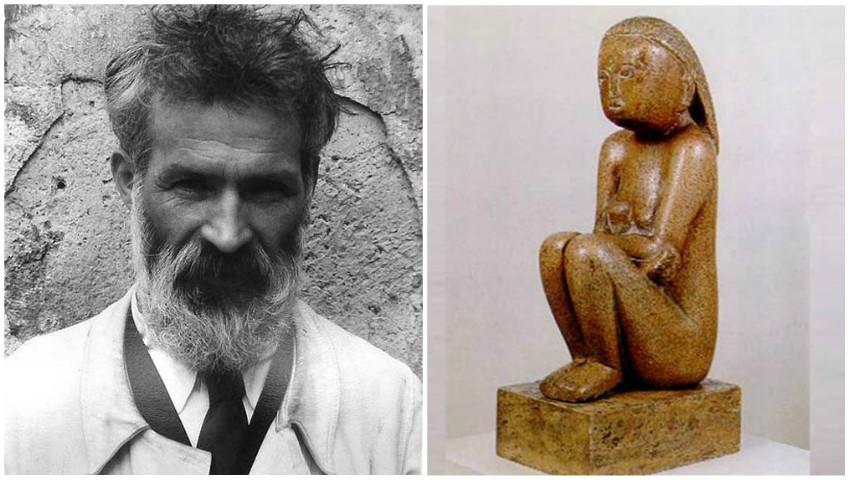 Foto: Astăzi se împlinesc 144 de ani de la nașterea sculptorului Constantin Brâncuși