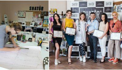 De la idee la faptă. Shâtor, prima școală de design vestimentar, creată de o moldoveancă