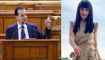 Premierul României, încântat că Irina Rimeș este ambasador al Zilei Brâncuşi
