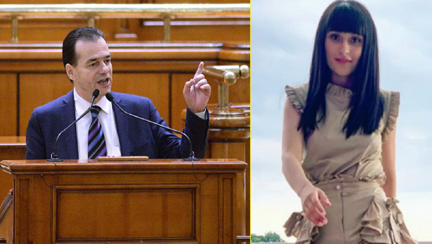 Foto: Premierul României, încântat că Irina Rimeș este ambasador al Zilei Brâncuşi