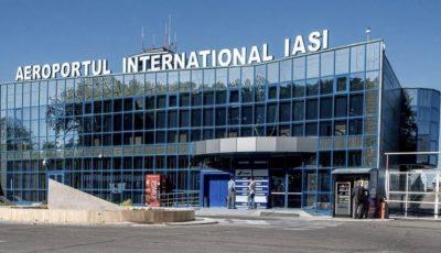 La Aeroportul din Iași nu se efectuează niciun control. Nu sunt scanere termice, nici culoare separate