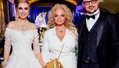 Lena Lenina s-a căsătorit cu un bucătar. Rochie de 10 milioane de ruble și peste 100 de milionari la nuntă