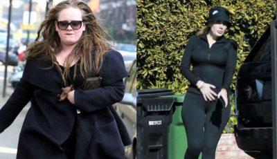 Transformare uimitoare! Adele e de nerecunoscut. Cum a slăbit 45 de kg?
